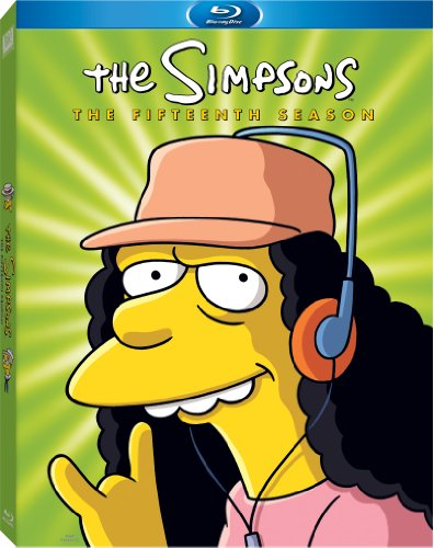 The Simpsons: The Complete Fifteenth Season [Blu-ray] DVD