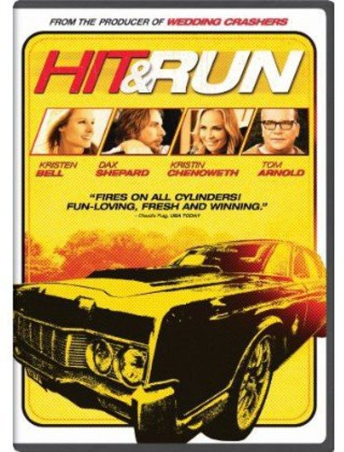 Hit & Run DVD