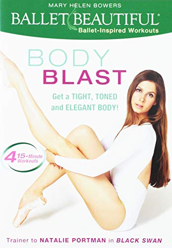 Ballet Beautiful: Body Blast workout video