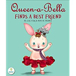 Queen-a-Bella Finds a Best Friend