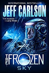 GIVEAWAY REMINDER: Win a Audiobook of THE FROZEN SKY by Jeff Carlson
