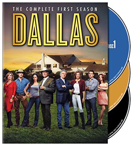 Dallas: The Complete First Season DVD