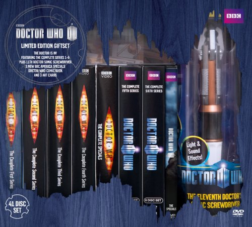 Doctor Who: Limited Edition Gift Set DVD