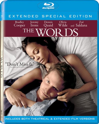 The Words [Blu-ray] DVD