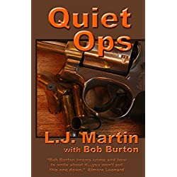 Quiet Ops - The Manhunter Series