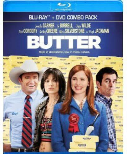 Butter [Blu-ray] DVD