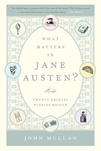 Book What Matters in Jane Austen?