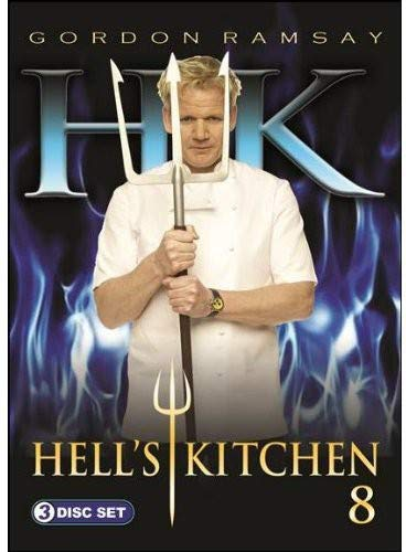 Hell's Kitchen: Season Eight DVD