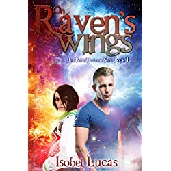 On Raven's Wings (Hell Bent Heaven Sent #1)