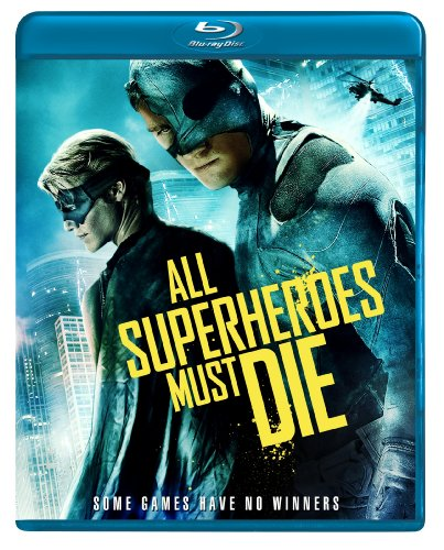 All Superheroes Must Die [Blu-ray] DVD