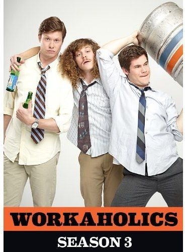 Workaholics: Season Three DVD