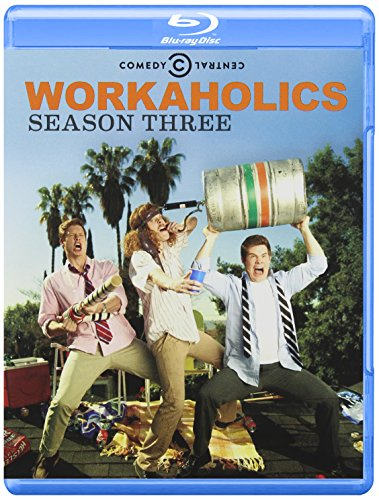 Workaholics: Season Three [Blu-ray] DVD