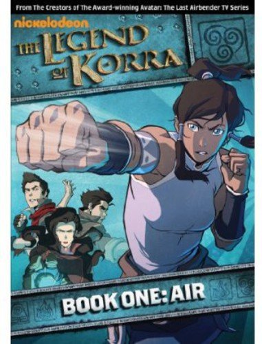 The Legend of Korra - Book 1: Air DVD