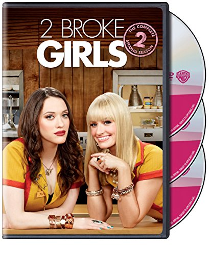 2 Broke Girls: The Complete Second Season DVD