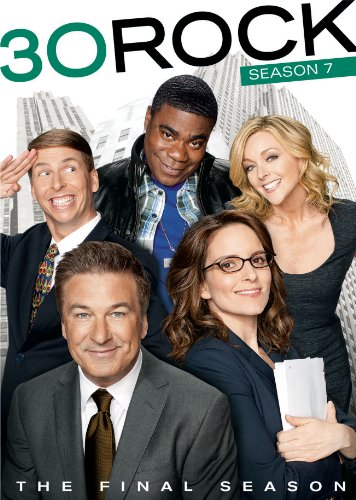 30 Rock: Season Seven DVD