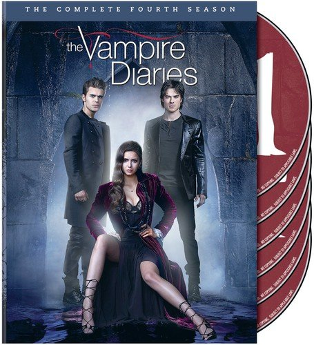 The Vampire Diaries: The Complete Fourth Season DVD