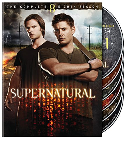 Supernatural: The Complete Eighth Season DVD