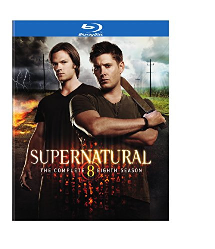Supernatural: The Complete Eighth Season [Blu-ray] DVD