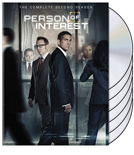 Person of Interest: Season 2 DVD