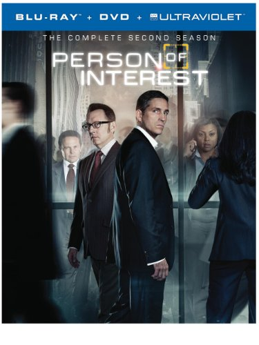 Person of Interest: Season 2 [Blu-ray] DVD