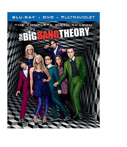 The Big Bang Theory: The Complete Sixth Season [Blu-ray] DVD