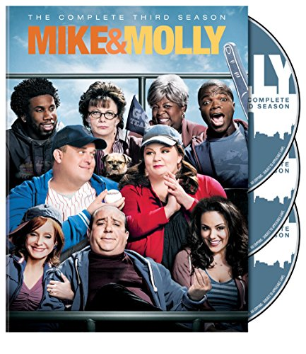 Mike & Molly: The Complete Third Season DVD