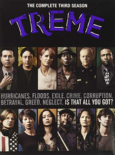 Treme: The Complete Third Season DVD