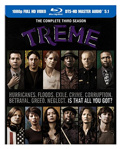 Treme: The Complete Third Season [Blu-ray] DVD