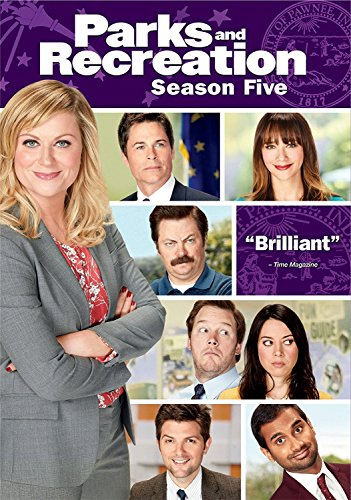 Parks and Recreation: Season Five DVD