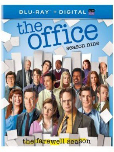 The Office: Season Nine [Blu-ray] DVD