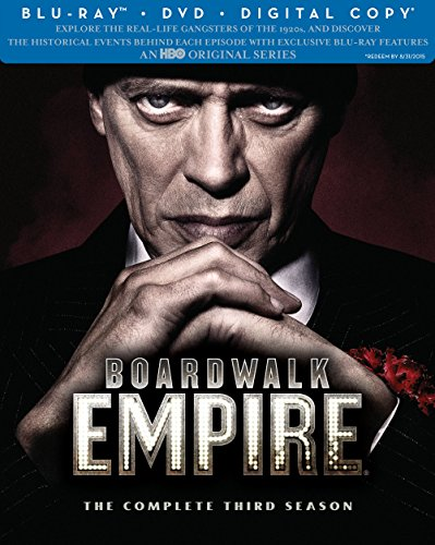 Boardwalk Empire: The Complete Third Season  DVD