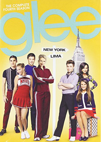 Glee: The Complete Fourth Season DVD