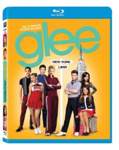 Glee: The Complete Fourth Season [Blu-ray] DVD