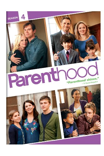 Parenthood: Season Four DVD