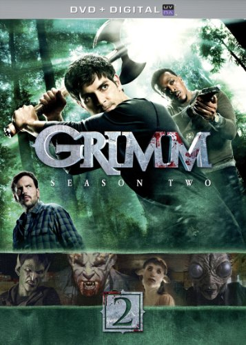 Grimm: Season Two DVD