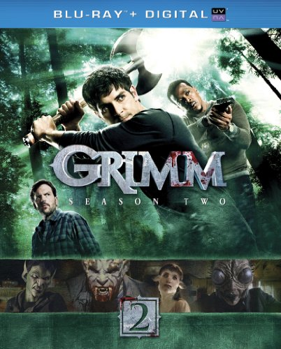 Grimm: Season Two [Blu-ray] DVD