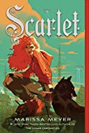 Book Cover: Scarlet by Marissa Meyer
