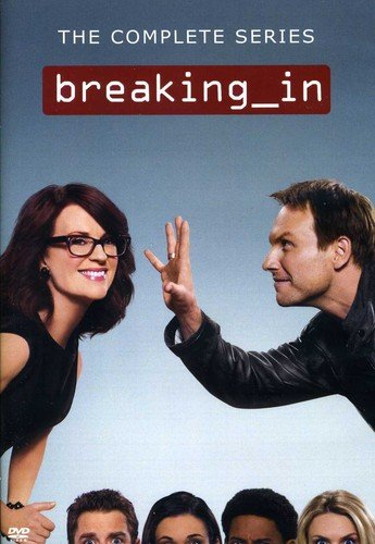 Breaking In - The Complete Series DVD