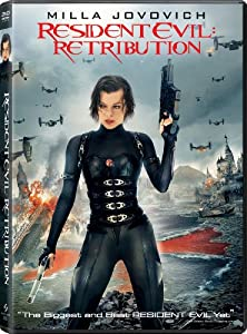 Friday Flick: Resident Evil: Retribution