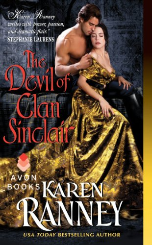 Book Devil of Clan Sinclair
