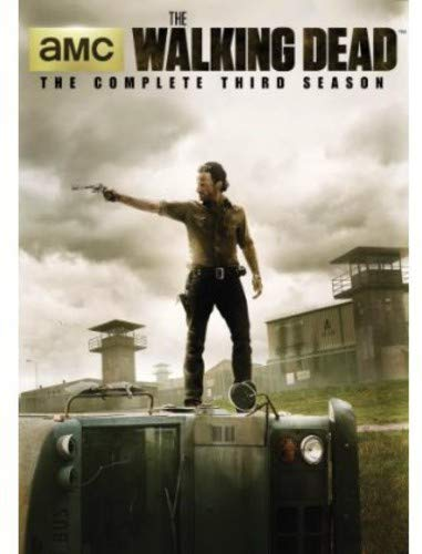 The Walking Dead: The Complete Third Season DVD