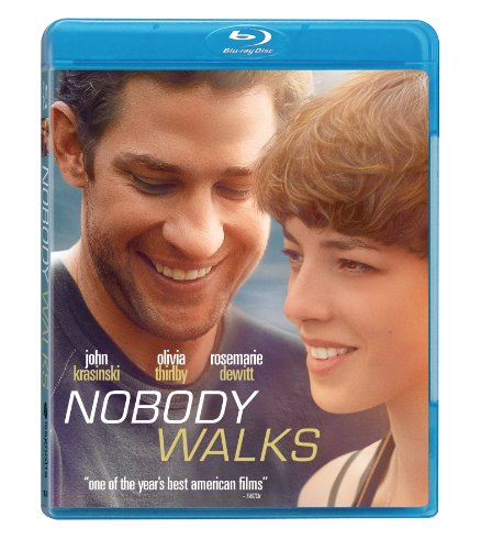 Nobody Walks [Blu-ray] DVD