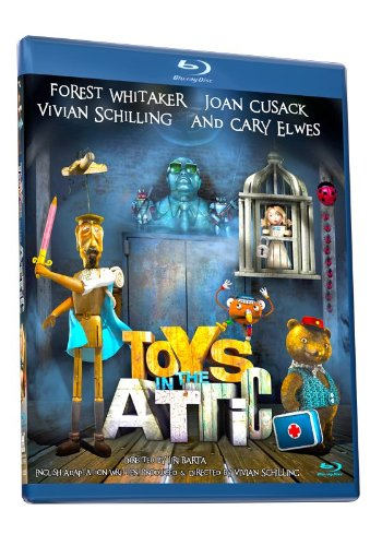 Toys in the Attic [Blu-ray] DVD