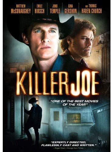 Killer Joe DVD