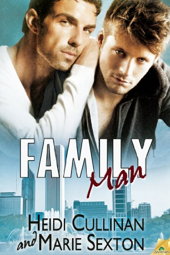 Book Family Man - Marie Sexton Heidi Cullinan