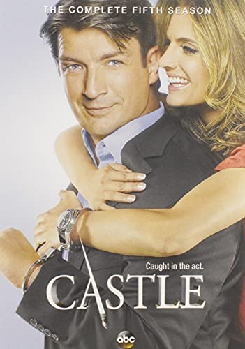 Castle: The Complete Fifth Season DVD