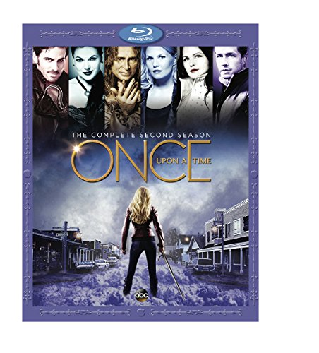Once Upon A Time: The Complete Second Season [Blu-ray] DVD