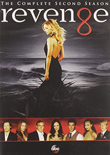 Revenge: The Complete Second Season DVD