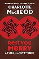 Book Cover: Rest You Merry by Charlotte MacLeod