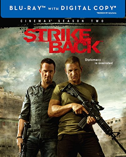 Strike Back: The Complete Second Season  DVD